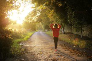 Jak jíst a netloustnout, sport