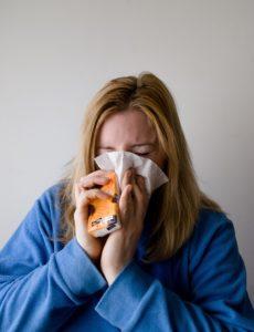 Jak jíst a netloustnout, nemoc