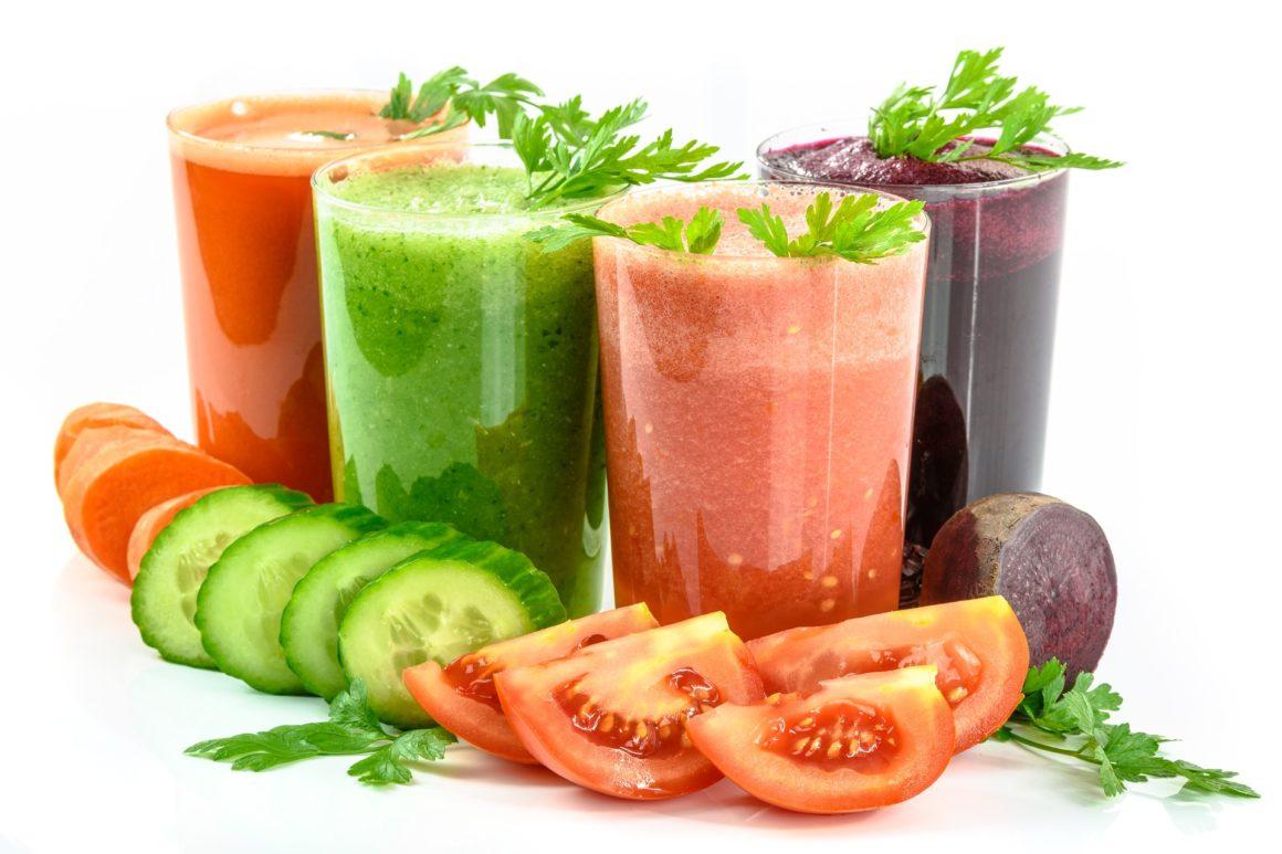 Jarní detoxikace může i chutnat!