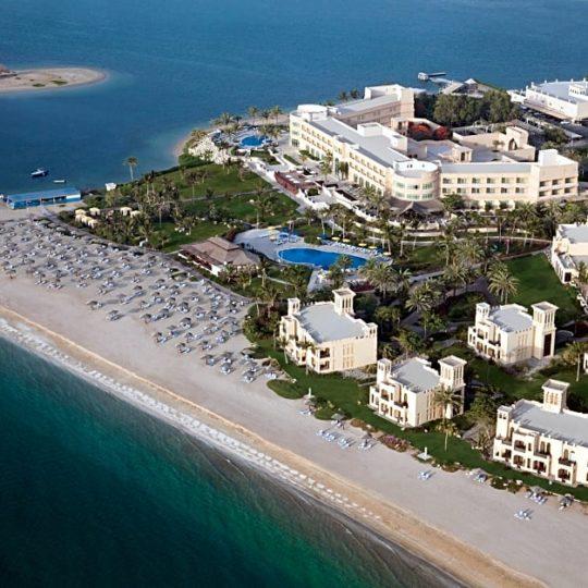 Ras Al Khaimah, hotel Hilton Al Hamra