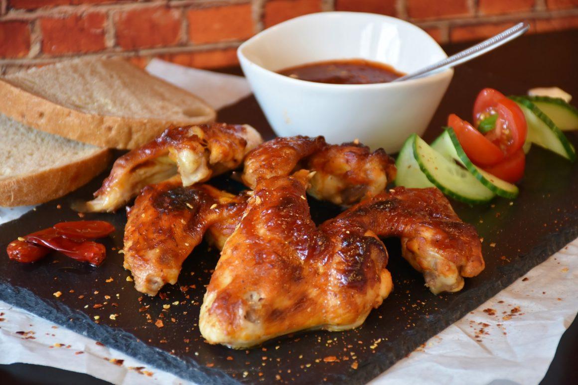 Grilované kuře a nejlepší brambory