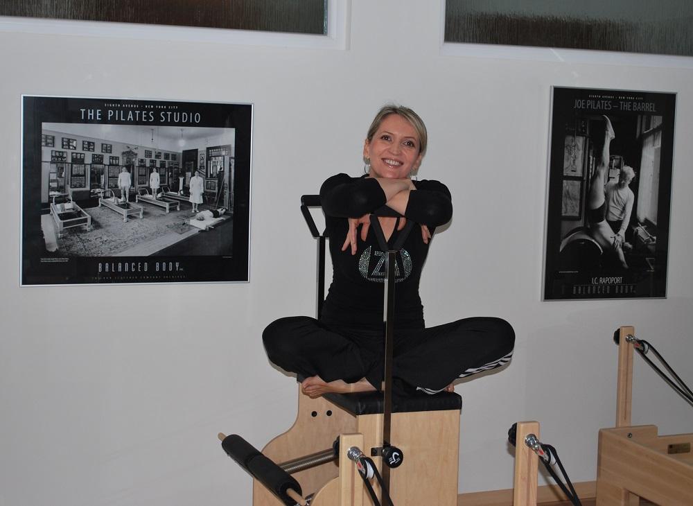 """""""Pilates prostě miluji,"""" říká Katarína Šupejová"""